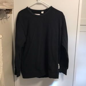 Adidas Reigning Champ Black Crew Neck